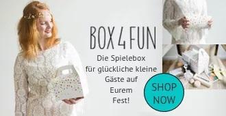 BOX4FUN - Die Hochzeitsbox für Kinder
